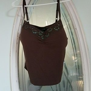 Lane Bryant Camisole Brown, 18 / 20